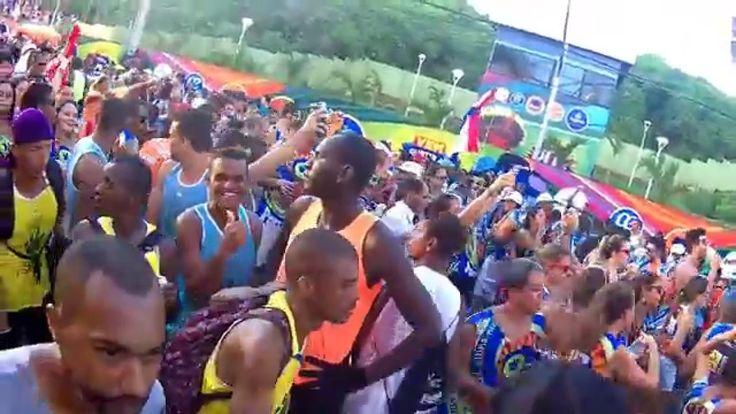BELL MARQUES EM ONDINA CABELO DE CHAPINHA 08 02 2016 CARNAVAL DE SALVADOR