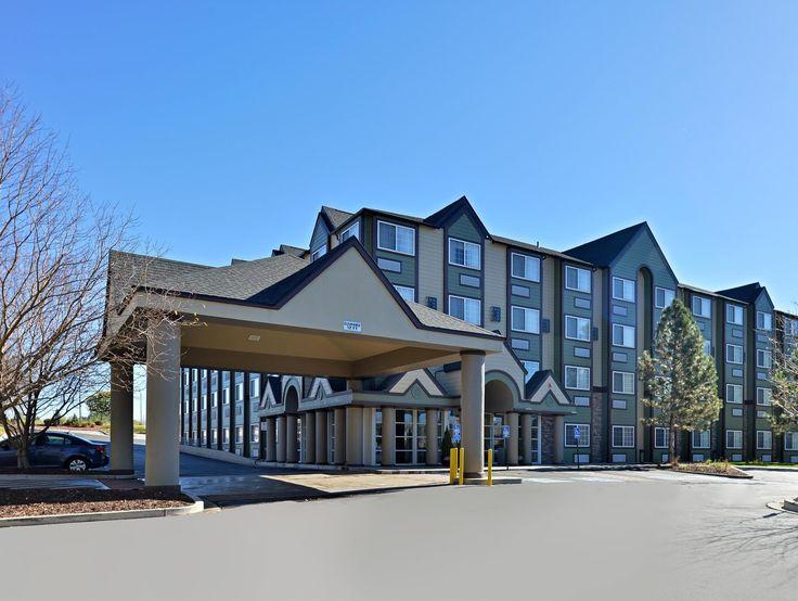Colorado Springs (CO) Best Western Plus Peak Vista Inn and