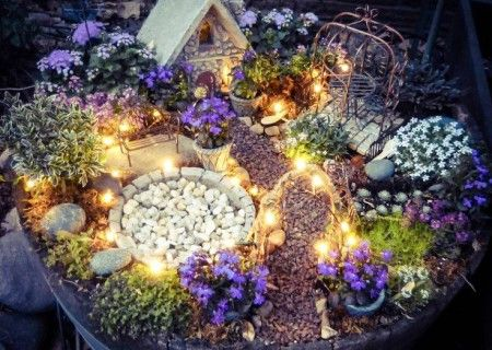 Fairy Garden Lights