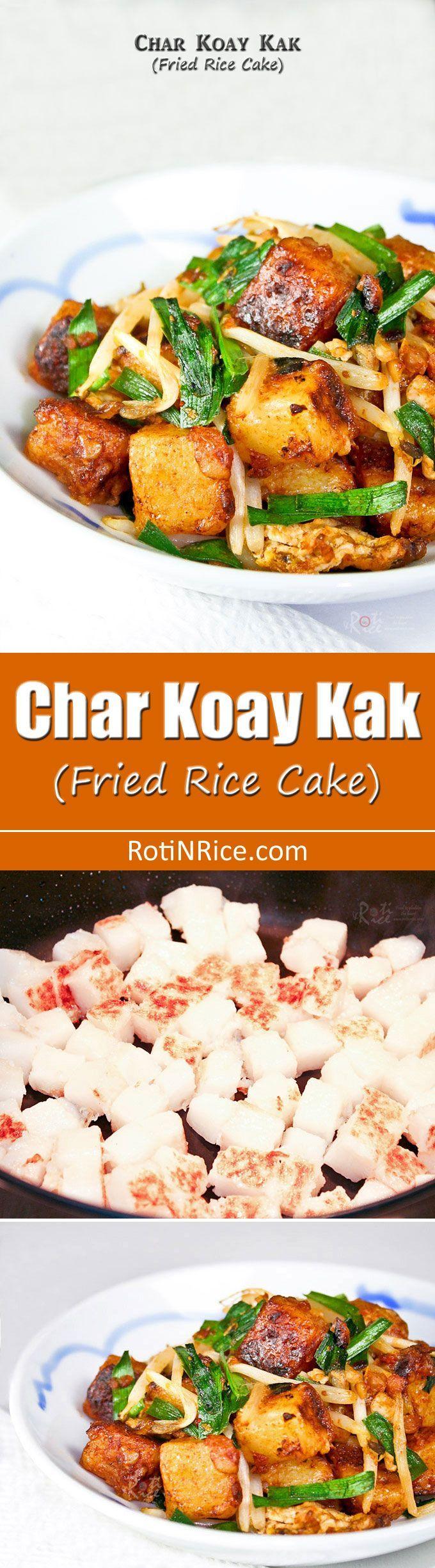 Prepare your own amazingly tasty Char Koay Kak (Fried Rice Cake), a popular…