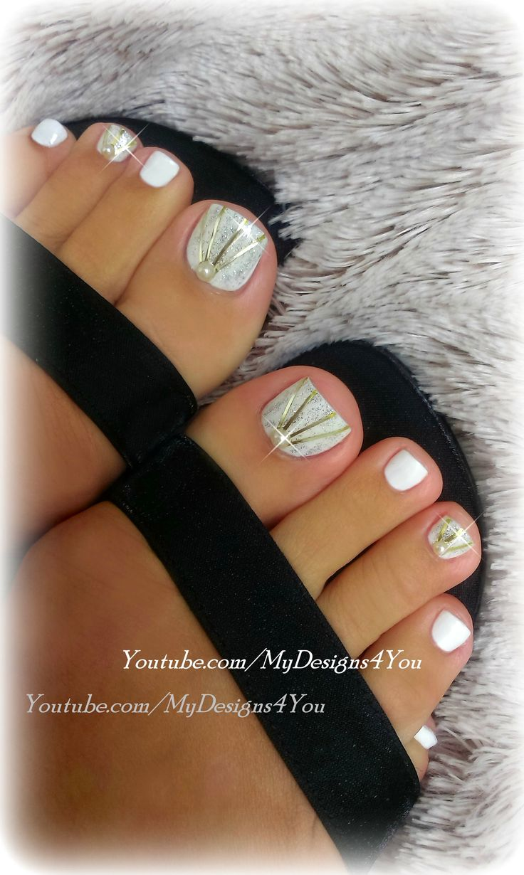 Best 25+ Toenail Art Designs Ideas On Pinterest