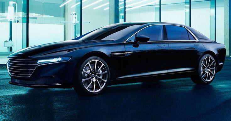 Aston Martin In No Rush To Develop Autonomous Lagonda #Aston_Martin #Aston_Martin_Lagonda