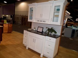 Ice White Shaker Kitchen And Bathroom Cabinets From Kitchen Cabinet Kings