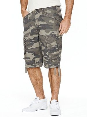 Mens Camo Print Shorts, http://www.very.co.uk/goodsouls-mens-camo-print-shorts/1334682201.prd