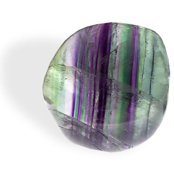 La Fluorite va aider à clarifier l'énergie : elle rend les perceptions claires et précises.