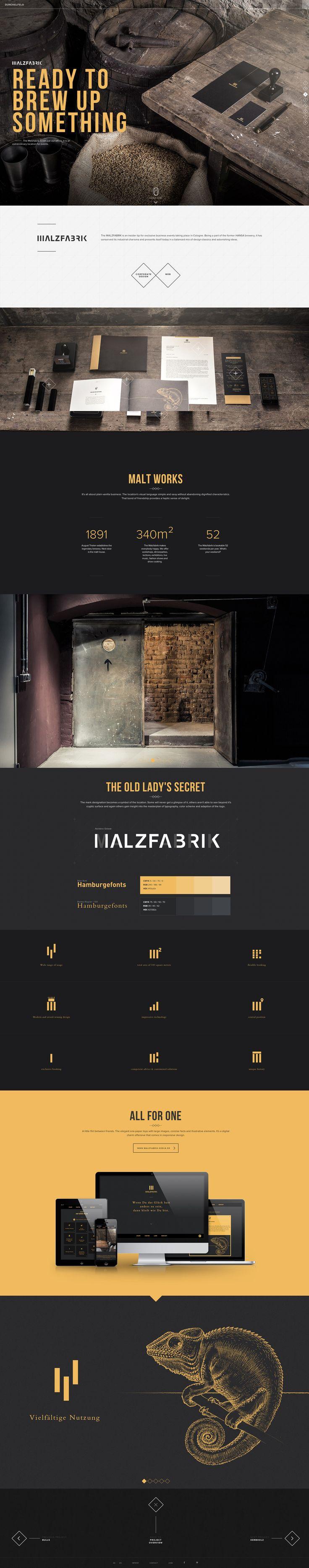 Dunckelfeld.de | #webdesign #it #web #design #layout #userinterface #website #webdesign repinned by www.BlickeDeeler.de | Visit our website www.blickedeeler.de/leistungen/webdesign