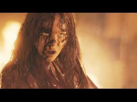 The first official trailer for Carrie (2013). Starring Chloe Grace Moretz as Carrie in an adaptation of the classic Stephen King novel. Subscribe for more Chloe Moretz!