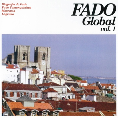 VA FADO GLOBAL VOL 1 World Heritage Music Portugal Import PT Music  VA FADO全球VOL1世界遗产音乐葡萄牙进口太平洋音乐