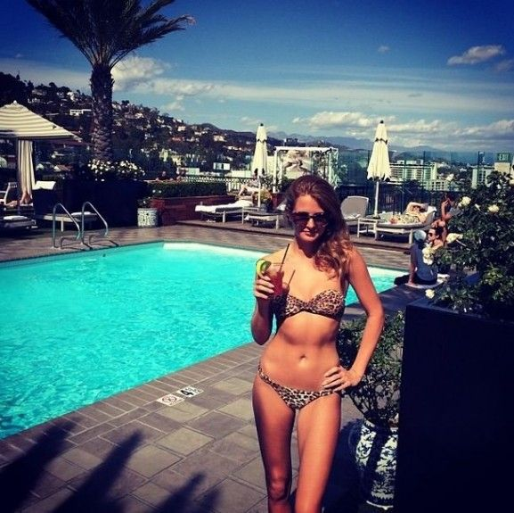 In My Beauty Bag: Millie Mackintosh