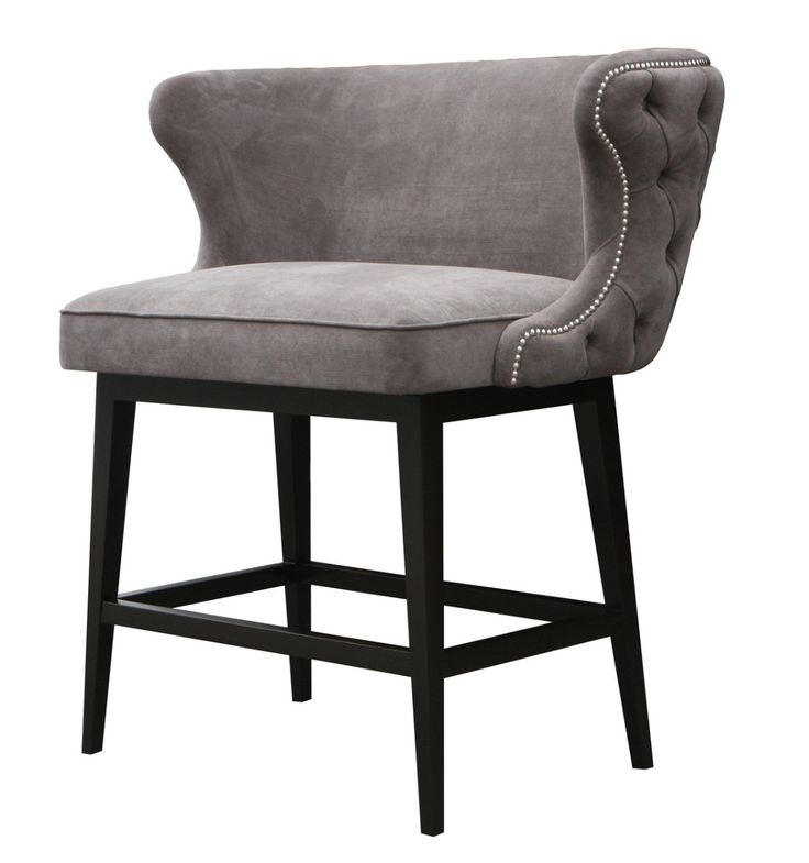 Belair Tufted Bar Stool Bench Products Bar Stools And