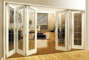 nice folding french doors