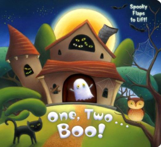 One, Two...Boo! by Kristen L. Depken and Claudine Gevry (Board book) 2 DAYS SHIP | Books, Children & Young Adults, Other Children & Young Adults | eBay!