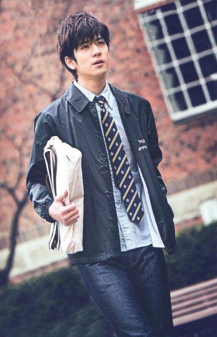 Yuto nakajima hey say jump fine boys magazine