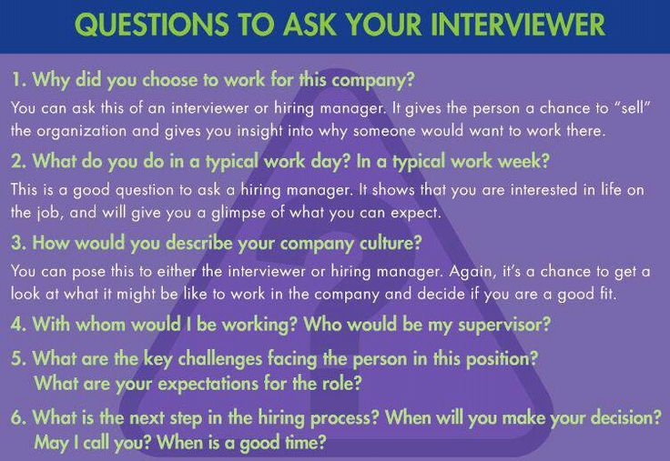 Interviewer questions with images this or that