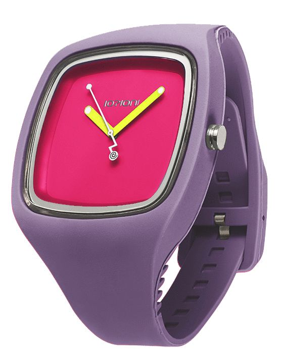 IOION BIG in Violet http://www.italcompany-ioion.nl/ioion-big-fashion-horloge-violet-violetto-ionwat310.html