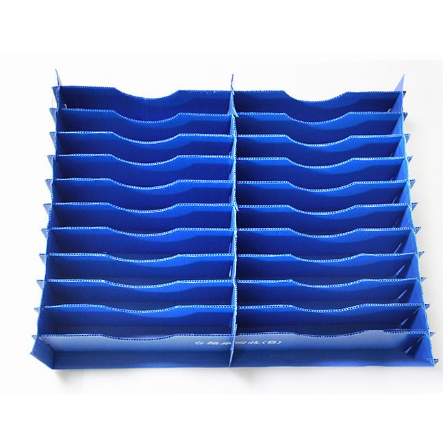 Competitive Price Custom Pp Corrugated Plastic Hollow Sheet Divider Partition Corrugated Plastic Sheets Corrugated Plastic Corrugated
