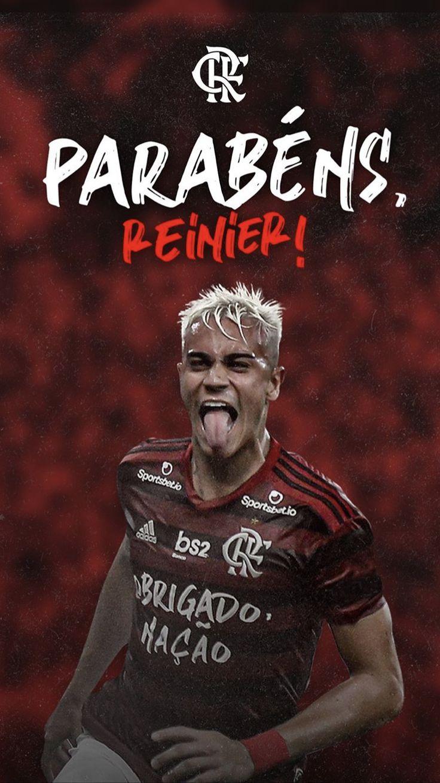 Reinier ️ em 2020 Fotos de flamengo, Fotos, Flamengo