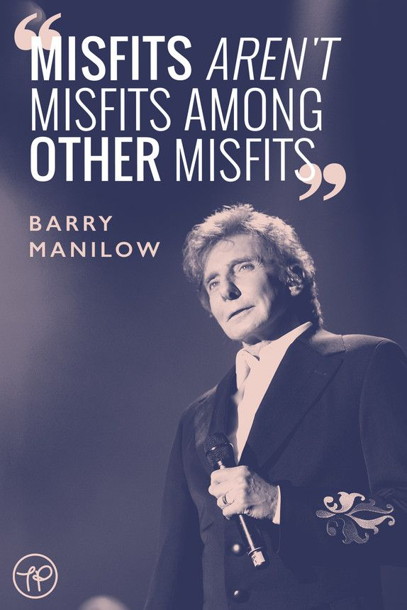 "barry manilow tour 2017 | Misfits aren't misfits among other misfits""Barry Manilow, 74 ..."