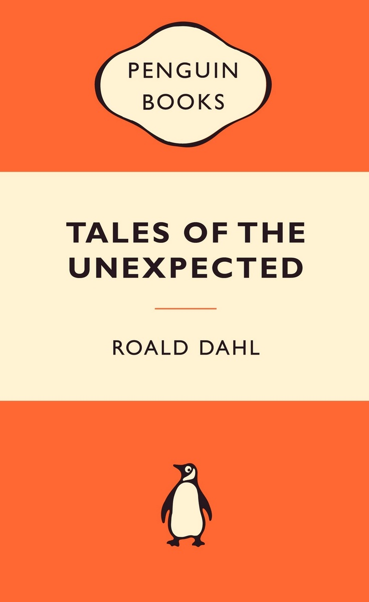 Roald Dahl - Tales of the Unexpected