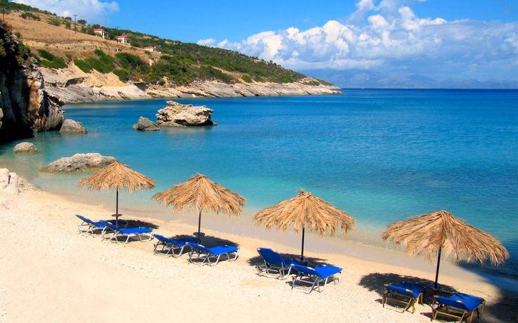 Xigia #beach #Zante #Zakynthos