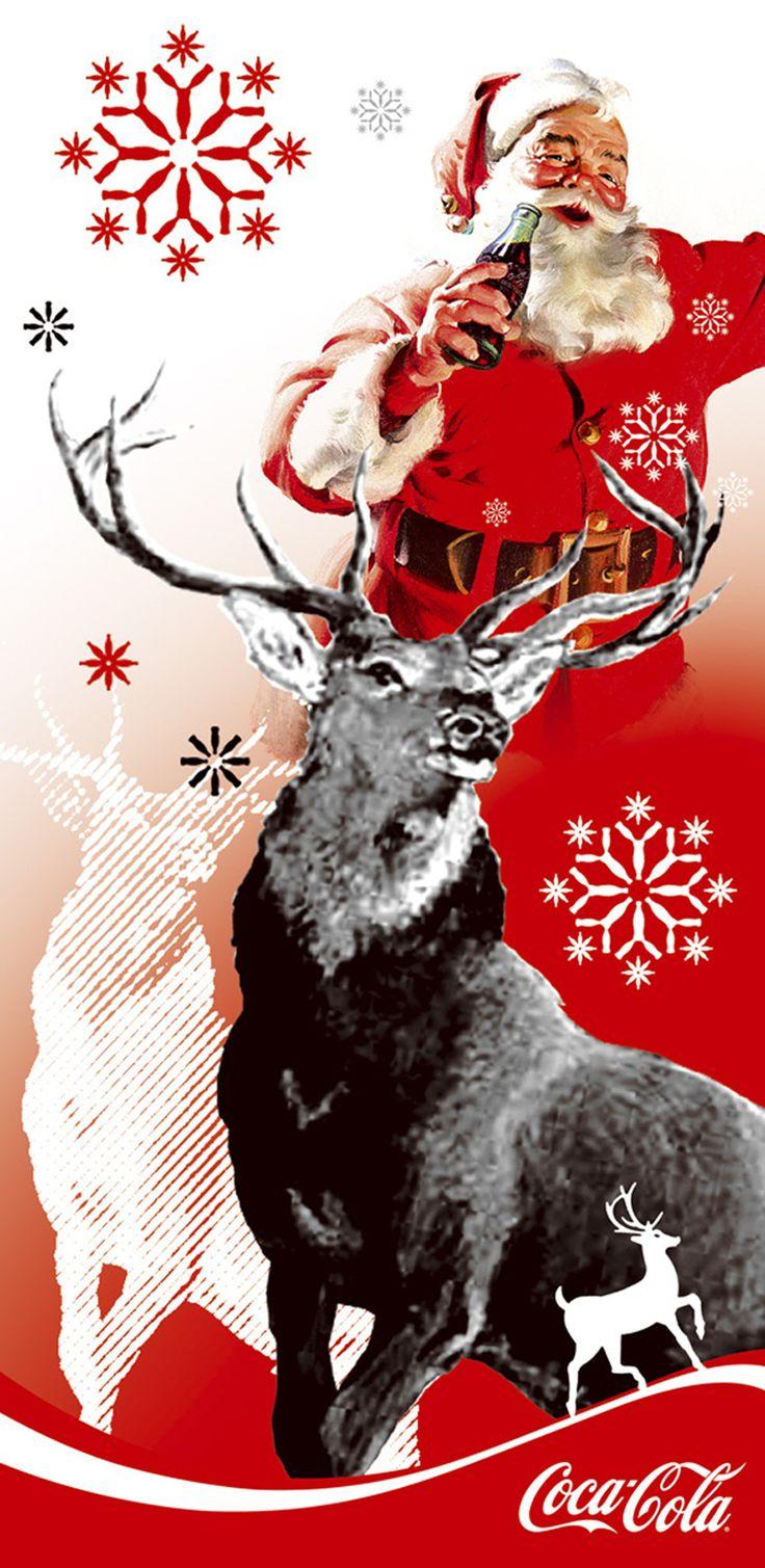 88 best santa fan images on pinterest santa baby holiday cards