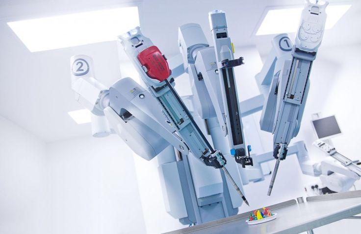 Carcinomul renal sau cancerul de rinichi se poate răspândi uneori către vena cavă inferioară (IVC), cea mai mare venă a corpului uman, devenind o amenințare pentru creier și inimă. Nefrectomia realizată de roboți a avut rezultate favorabile... #biohacking #dispozitivmedical #roboțichirurgicali