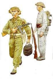 Image result for indochina war in colour