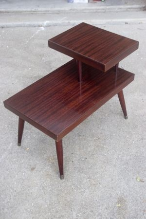 Attractive Austin: Retro End Table $25   Http://furnishlyst.com/listings