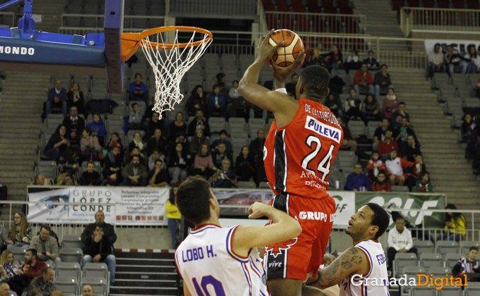 Baloncesto LEB PLATA Comercial Ulsa CBC Valladolid vs CB Tarragona 2017