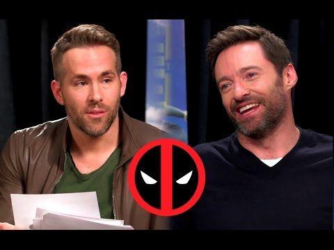 Hugh Jackman Honors Ryan Reynolds' Star On The Walk Of Fame— Sort Of