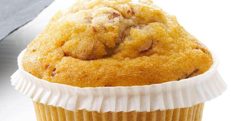 Tätä muffinssireseptiä tuunaamalla saat toinen toistaan herkullisempia variaatioita.