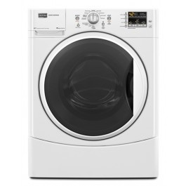 Maytag - Performance Series 6.7 Cu. Ft.White 9-Cycle Electric Dryer- MEDE201YW | Discount Dryers and other Laundry Appliances | Goedeker's