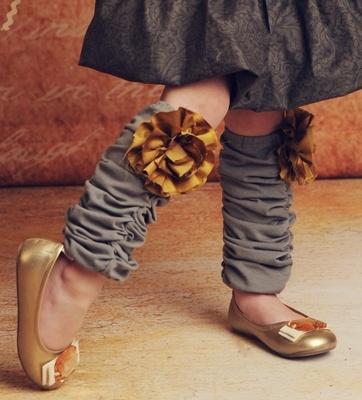 Cutest leg warmers EVER!