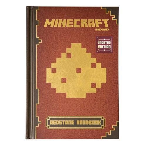 J!NX : Minecraft: Redstone Handbook (Updated Edition) An Official Mojang Book