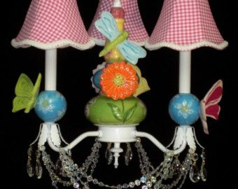 Beach House Chandelier  by whimsicalcollections on Etsy