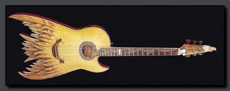 необычные акустические гитары: 19 тыс изображений найдено в Яндекс.Картинках