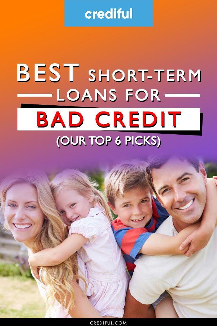 6 Best Short Term Loans For Bad Credit Of 2020 Short Term Loans Loans For Bad Credit No Credit Loans