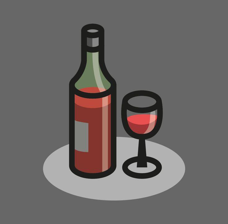 Food thingies | Vector illustraties Ik hou van een klare lijn, duidelijke eenvoudige tekeningen. Bekijk meer van deze tekeningen op mijn Behance-pagina.