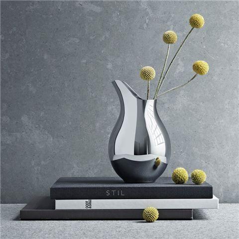 Georg Jensen - Ilse Small Vase | Peter's of Kensington