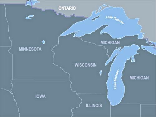 Midwest weekend trip planning