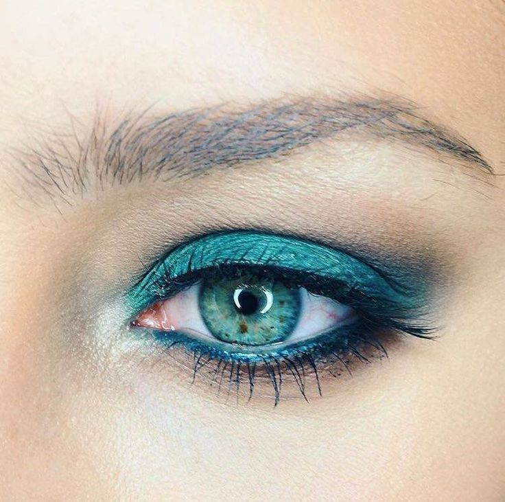 Green Eyes on th #Sephora Beauty Board