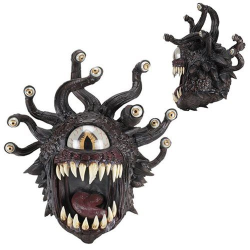Dungeons and Dragons Beholder Trophy Plaque - WizKids - Dungeons & Dragons - Home Decor at Entertainment Earth