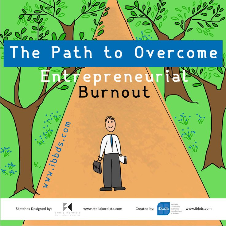 The #Path to #Overcome #Entrepreneurial #Burnout