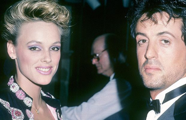 Brigitte Nielsen opens up about her 19-month marriage to Sylvester Stallone in this Where Are They Now clip: