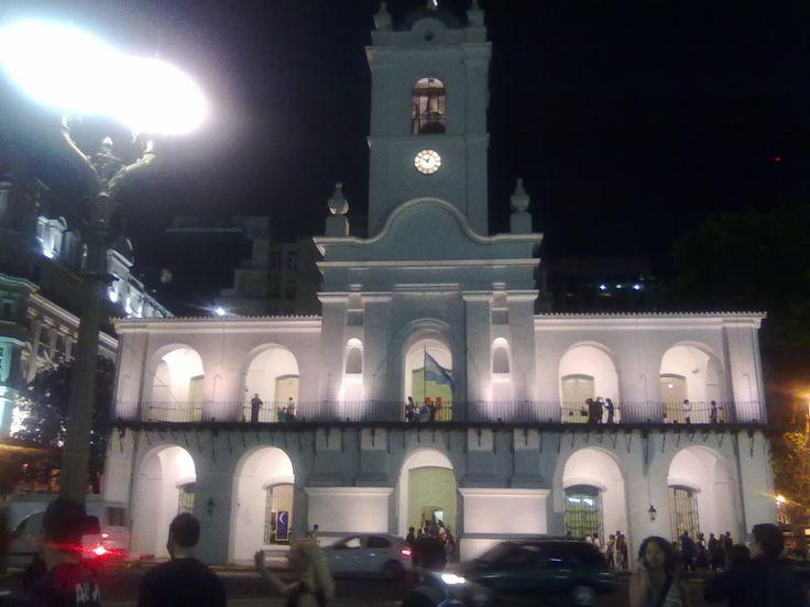 Ciudad Autónoma de Buenos Aires - Cabildo de Buenos Aires, Más info de viajes en www.facebook.com/viajaportupais