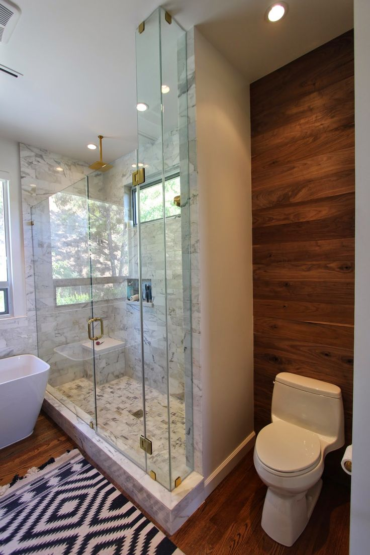 This Addition Also Includes A Newly Built Bathroom With A Glass Shower Enclos