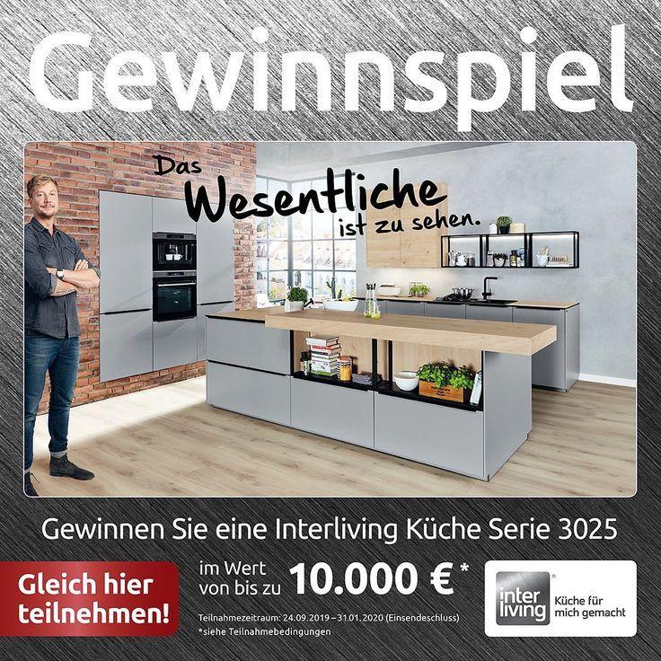 Die neue Interliving Küche aus dem TV-Spot mit Sa…