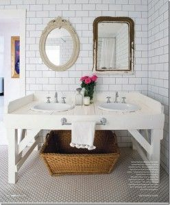 Pinterest Bathrooms: Pinterest bathrooms for decorating the house with a minimalist bathroom furniture glamourös and attractive 20