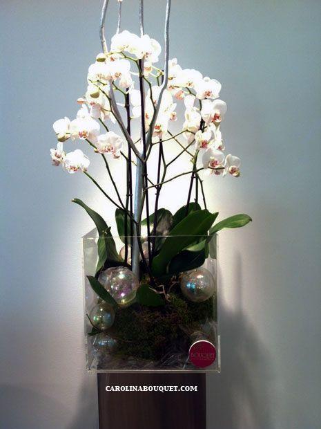 arreglos florales con orquideas1