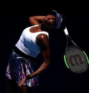 Blog Esportivo do Suíço:  Venus faz o suficiente para bater alemã e avançar no Australian Open